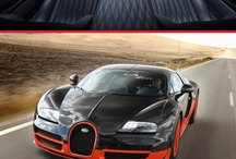 Supercars, Sports Cars & Exotics / by Justin Baulch