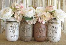 Mason jars / by LolliPics