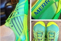 Merrell / Providing an excellent array of shoes ranging from running shoes to boots, Merrell has gear that gets you out there—from city streets to mountain trails and everywhere in between. / by ShoesCentral