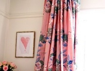 curtains + fabrics / by stacy graves