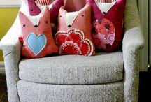 Sew Cute / by Jennifer Ehling-Walls