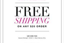 Avon  / Come check out all the wonderful products Avon has to offer and come shopping at my Avon page http://chantalshepard.avonrepresentative.com/ and Get the Products Shipped Directly to your house / by Chantal Shepard