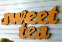 Tea / by SweetTeaAndaSmoke