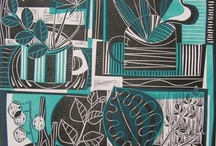 prints - linocuts and more / by Susan Mathews