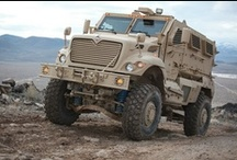 Military Trucks / by Jeff Hill