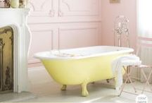 Beautiful Bath Tubs / We're sharing the most gorgeous bath tubs we've found across the web. / by Walt Denny Inc. | The Home Products Agency
