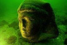 thar be ghost's... / The Deep / by Gabriel Kiesling