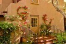 Dream Homes - Arizona Adobe / by Yvonne McCloskey