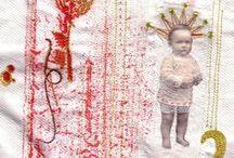 Textile, 3D, Mix media / by Zarqa Batool