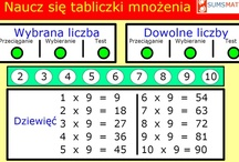 Matematyka / by Szkoła Podstawowa nr 2 w Nowym Stawie