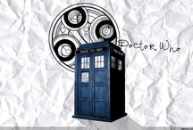 Doctor Who / Helps me escape from my boring little world / by Kim Possible