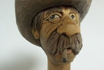 Great Faces / by the Basswood Man