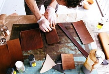 Leather / Project Ideas / by Lindsey Bart