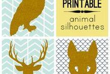 Free printables / by Sandrine Sorel