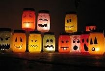 Halloween Party / All the creepiest, spookiest, scariest party ideas for your next October 31st! / by Perfect Party UK