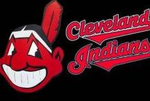 CLEVELAND INDIANS / by GARRY S.
