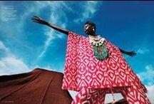 African Fashion / by Suomii Fabrics