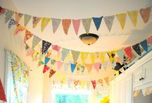 Paper & Tape DIY | Party / Pretty paper & tape is not just for wrapping! / by Happy Wrapping