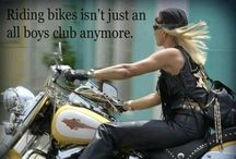 All About The Harley  / by Eve Regan