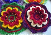 Crochet and knitting / by Katy Kyriakouli