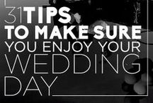 Wedding Tips / Includes checklists and tips for your perfect wedding / by The Grand Ballroom at 1900 University Avenue