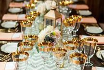 Decoration Ideas / Decoration ideas for your perfect wedding | color ideas, decorations, and lighting #weddings #weddingdecor #weddingcolorscheme  / by The Grand Ballroom at 1900 University Avenue