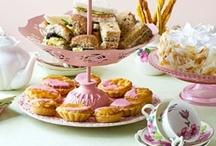 Tea parties / by Kristen Turner