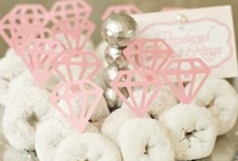 BACH PARTYs/BRIDAL SHOWERs / by Jessica