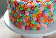 Cakes / by Stephanie Grimes-Hoel