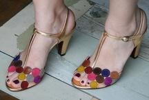 Chaussures / by Christine Lochard