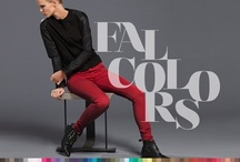 Fall Colors / by Joe's Jeans