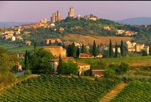 Destination: Tuscany / by Joss and Main