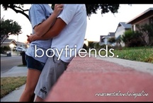 Boyfriend Problems / boys :p / by Raquel Calderon