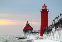 lighthouses / by sarah bochan