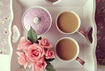 Café ou chá / by jacqueline abecassis