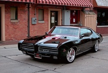 Classic Cars / by Joseph Rico