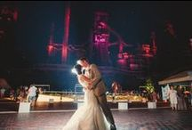 Weddings at SteelStacks / Pictures of the amazing weddings we've had a SteelStacks / by ArtsQuest
