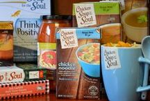 Around the Table / Enjoy learning about the products, new comfort food and even recipes from Chicken Soup for the Soul! / by Chicken Soup for the Soul