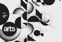 Typography & Typo Posters / by Raïs De Weirdt