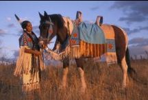 Native Americans... / different tribes represented here.........  / by Barbara