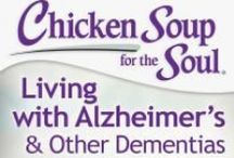 Living with Alzheimer's & Other Dementias / Alzheimer's disease and other forms of dementia affect millions of people each year. This board will be a source of support and encouragement throughout your caregiving journey. / by Chicken Soup for the Soul