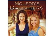 my favourite story of all time - Mcleod's Daughters <3 / by Elke Schutte
