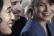 Grey's Anatomy / by Debra Peck