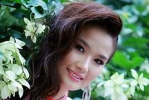 Ao Dai - Traditional Vietnamese Dress / by dietrich doerp