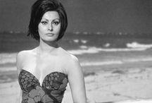 Sophia Loren / by Carole