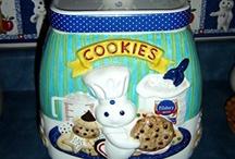 Cookie Jars / by Carole Home