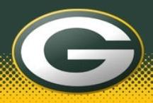 Green Bay Packers / by Dale Pitzen