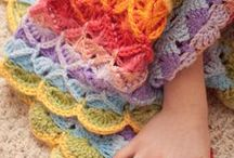 Crochet And Knitting / by Carol Pesec