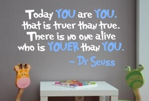 Dr. Seuss / Years ago I ran a couple of Dr. Seuss dedicated resources.  As I stumble upon pins related to Seuss I store them here.  Why?  Why not? :) / by Wayne Stocks