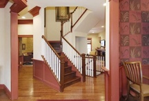 Craftsman Style / From rich wood trim to antiques, get remodeling inspiration for Craftsman design.